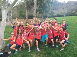 Girls & Boys XC Team 2015
